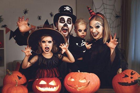 Halloween al Fusolab