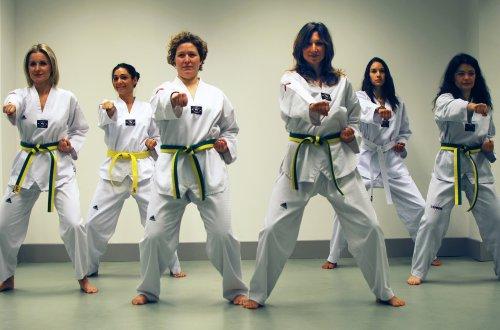 Taekwondo Donne