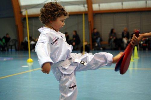 Taekwondo Cuccioli 3-5 anni