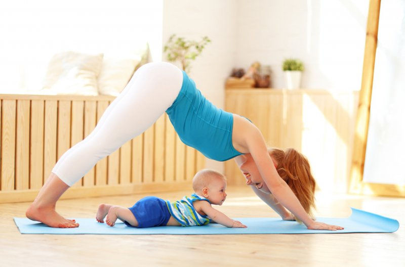 Yoga Mami & Baby