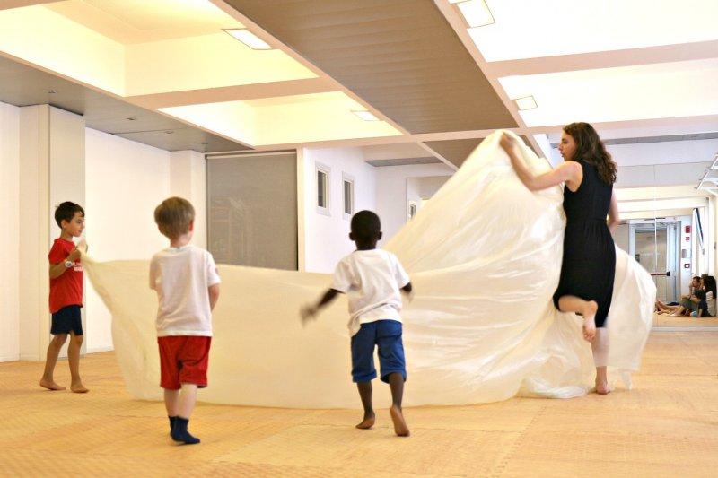 Danza Propedeutica 3-5 anni