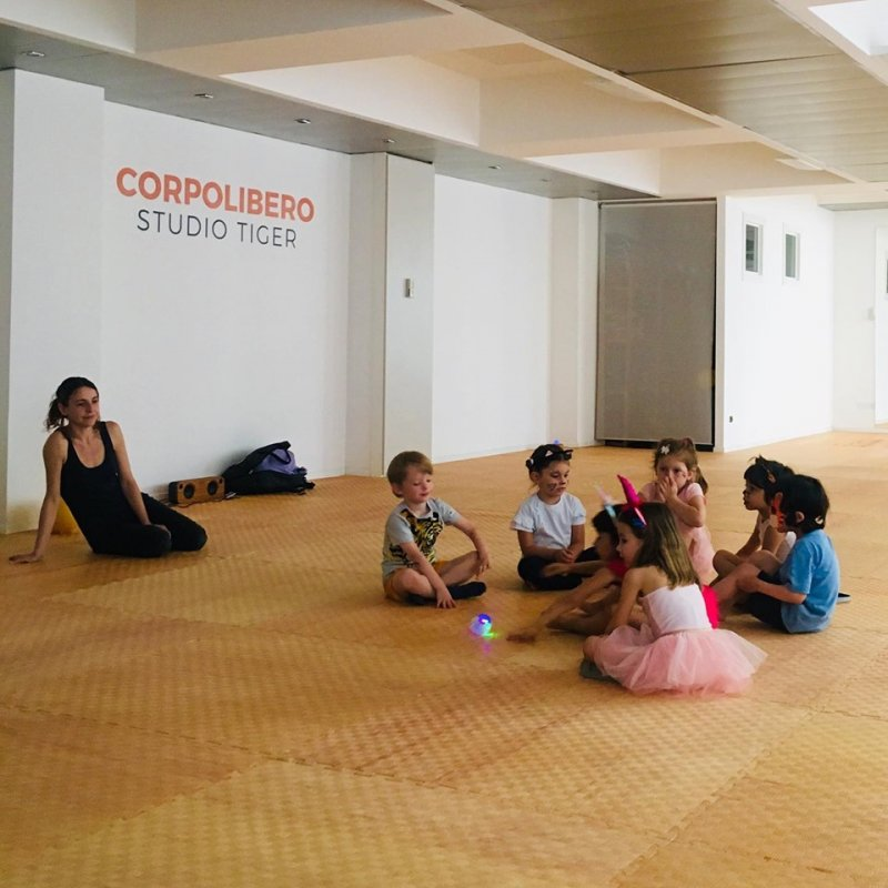 Movimento Creativo 3-5 anni