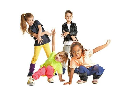 Hip Hop Kids 7-10 anni