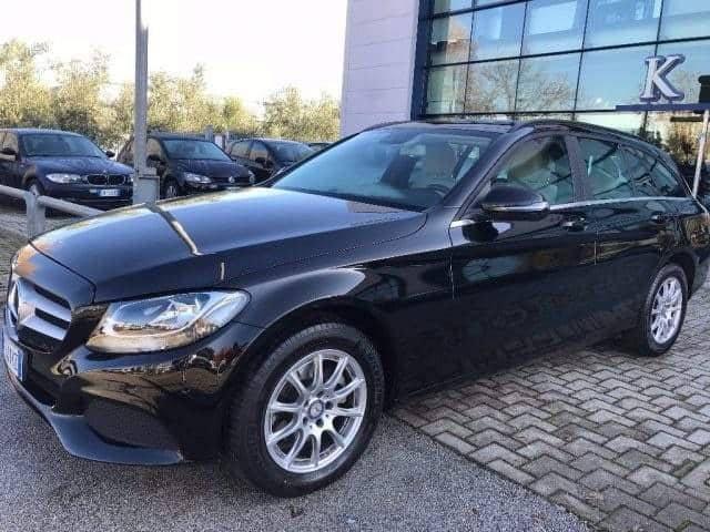 Jesi - Mercedes-Benz Classe C 180 d S.W. Automatic Business | Kulto | Jesi, Via Pasquinelli, 7 | Tel. 3315868543