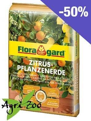 Monsano - Sconto 50% Terriccio per Agrumi Floragard | Agri Zoo | Monsano, Via Liguria, 23 | Tel. 0731605240 | Offerta valida fino al 30/09/19