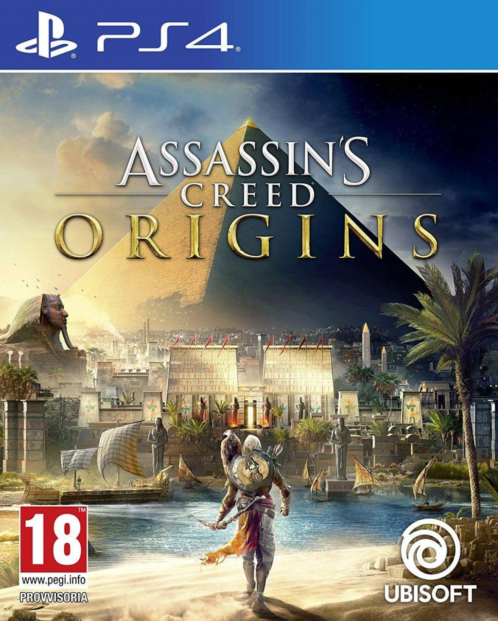 Jesi - Assassin's Creed Origins per PS4 a soli 39,99€ | Jungle Game | Jesi, Via Gramsci, 2 | Tel. 0731722023