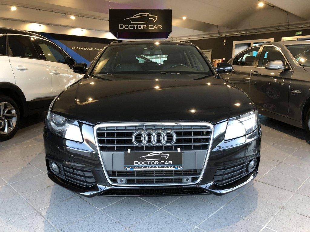 Castelplanio - Audi A4 avant 2.0 cc diesel | Autocarrozzeria Doctor Car | Casteplanio, Via Brodolini, 23 | Tel. 3201459011