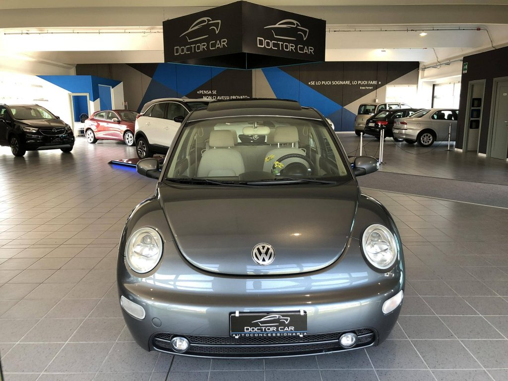Castelplanio - Volkswagen New Beetle 1.9cc diesel   Autocarrozzeria Doctor Car   Casteplanio, Via Brodolini, 23   Tel. 3201459011