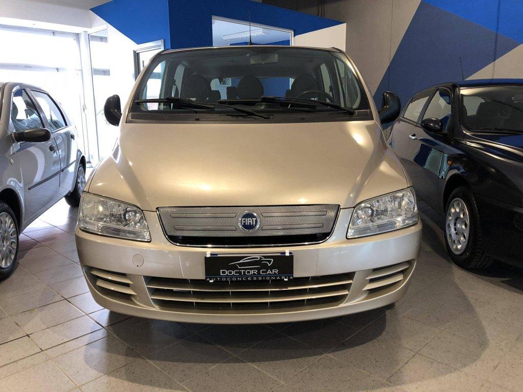 Castelplanio - Fiat Multipla 1.6cc metano | Autocarrozzeria Doctor Car | Casteplanio, Via Brodolini, 23 | Tel. 3201459011