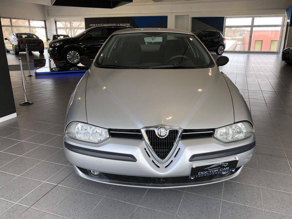 Castelplanio - Alfa Romeo 156 T.SPARK 1.6 cc benzina | Autocarrozzeria Doctor Car | Casteplanio, Via Brodolini, 23 | Tel. 3201459011