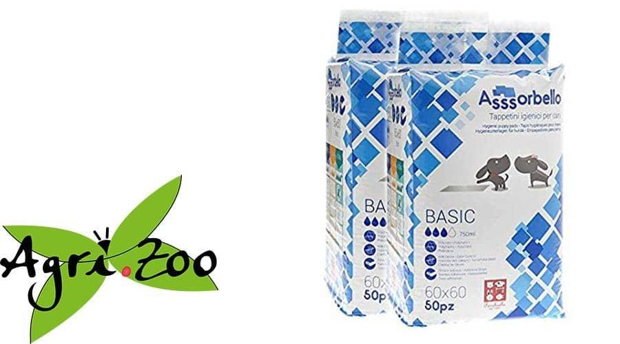 Monsano - Sconto 30% 100 Tappetini assorbenti 60x60 | Agri Zoo | Monsano, Via Liguria, 23 | Tel. 0731 605240 | Offerta valida fino al 30/09/19