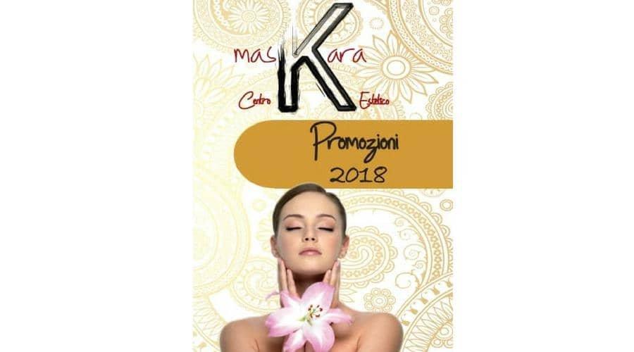 Jesi - Promozioni 2018 su servizi, trattamenti e profumi | Centro Estetico MasKara | Jesi, via Fontedamo 14bis | Tel. 388 3996227 | Offerta valida fino al 31/08/18