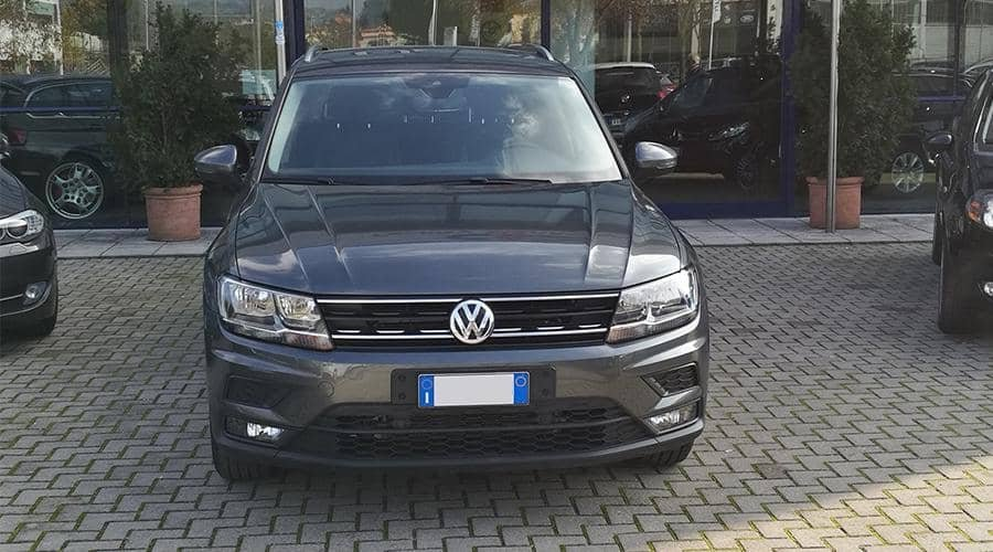 Jesi - VOLKSWAGEN Tiguan 2.0 TDI SCR DSG 4MOTION Business BlueMotion Tech | Kulto | Jesi, Via Pasquinelli, 7 | Tel. 0731 1960027
