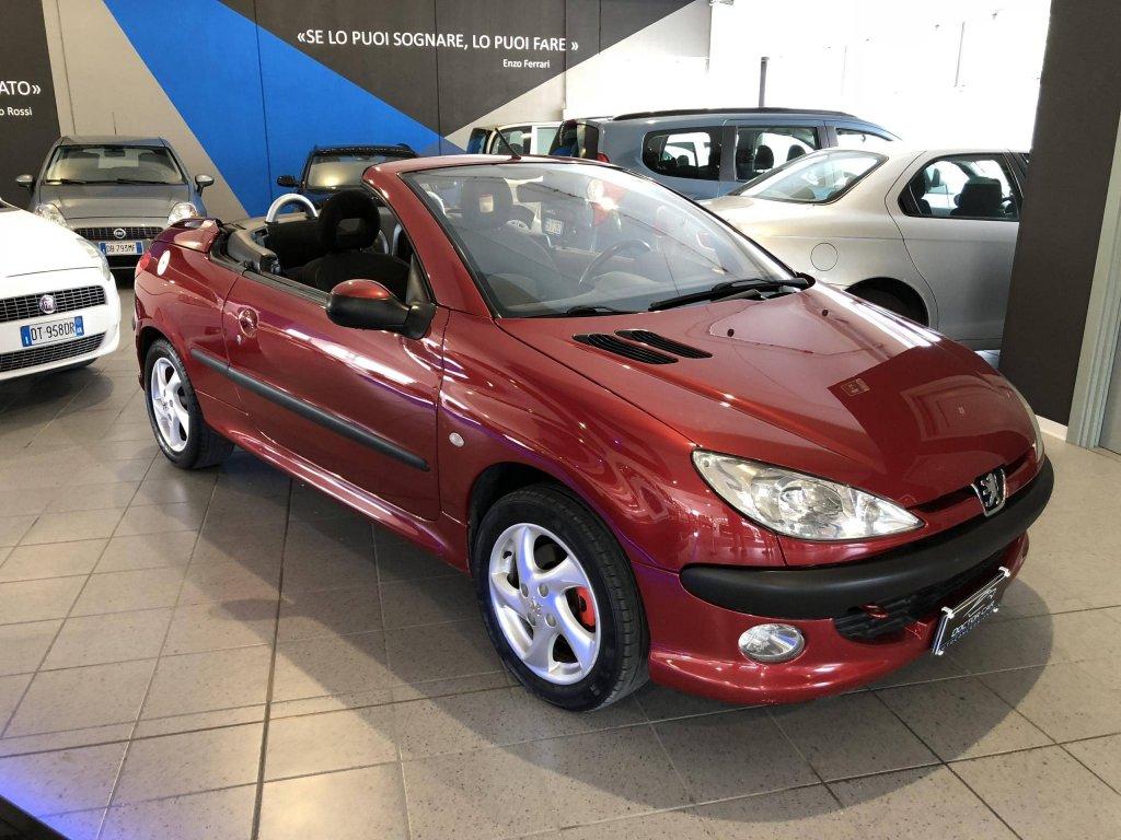Castelplanio - Peugeot 206 Benzina | Autocarrozzeria Doctor Car | Casteplanio, Via Brodolini, 23 | Tel. 3201459011