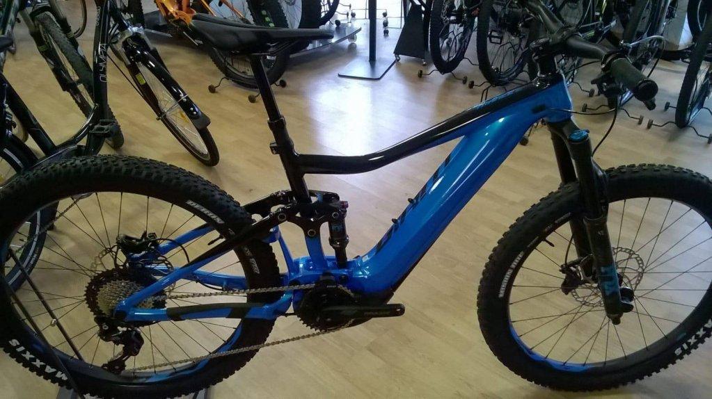 Jesi - E-Bike Giant Trance 2 Pro | Pianeta Ciclo | Jesi, Viale del Lavoro 21 | Tel. 0731213539 | Offerta valida fino al 31/03/19