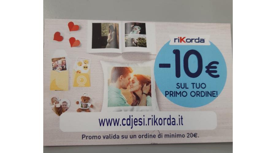 Jesi - Sconto 10 euro su Stampa Foto | Computer Discount | Jesi, Viale del Lavoro 24 | Tel 0731 213634 | Offerta valida fino al 30/04/19