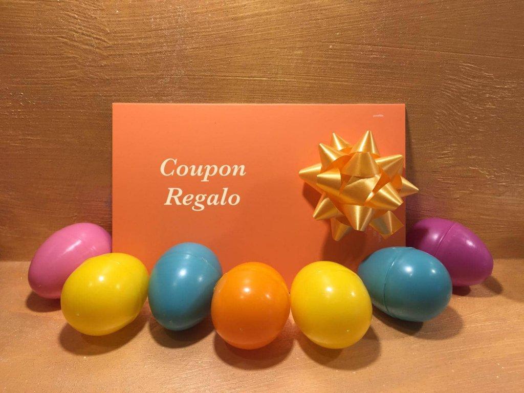 Jesi - Buono Regalo da Mettere nell'Uovo di Pasqua   Body Work   Jesi, via del Cascamificio 5   Tel. 333 337 0319   Offerta valida fino al 20/04/19