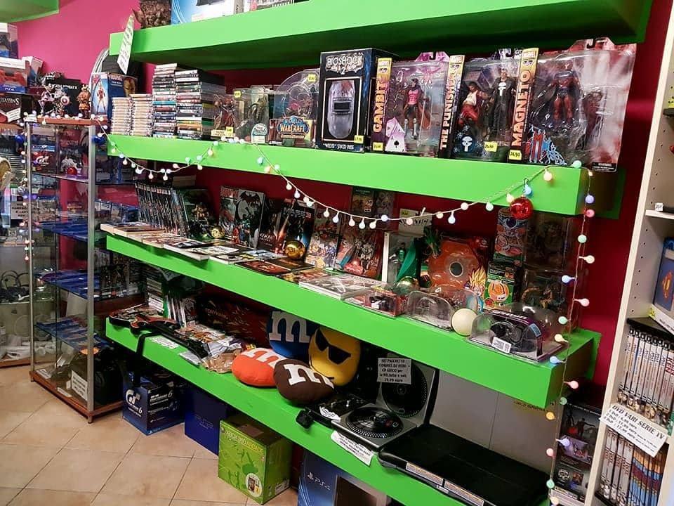 Jesi - Offerte su PS4, XboxOne e Nintendo Switch   Jungle Game   Jesi, Via Gramsci, 2   Tel. 0731722023