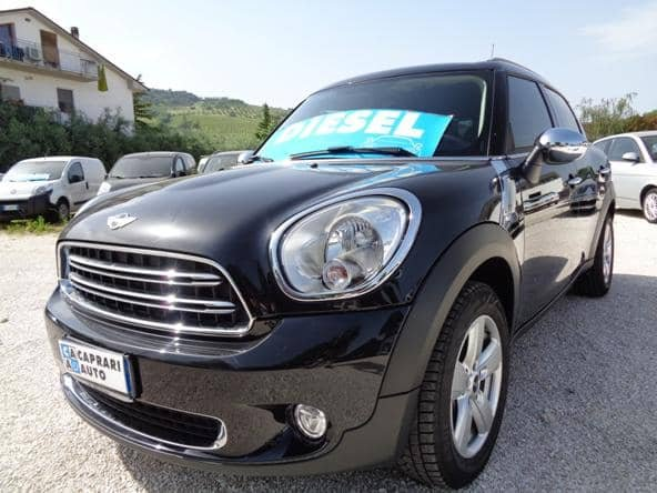 Castelplanio - MINI ONE D COUNTRYMAN 1.6 | Caprari Auto | Castelplanio, Via degli Artigiani 10 | Tel. 0731812231