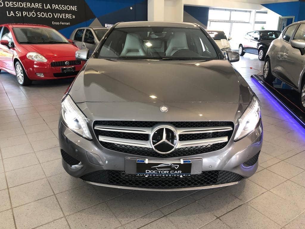 Castelplanio - Mercedes Benz A-Class Diesel | Doctor Car | Castelplanio, via Brodolini 23