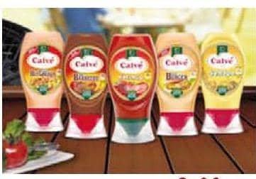 Castelplanio - Salse Assortite Calvé a 0,69 euro | Discount Centro Oceano | Castelplanio, Via del Commercio, 1 | Offerta valida fino al 14/09/19