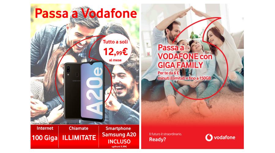 Jesi - Offerte per chi passa a Vodafone | Euroshop Jesi di Falcionelli Felisiano | Jesi, Via Garibaldi, 106 | Tel. 0731710513
