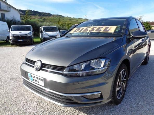 Castelplanio - Volkswagen Golf 1.6 TDI 115 CV 5p Join | Caprari Auto | Castelplanio, Via degli Artigiani 10 | Tel. 0731812231
