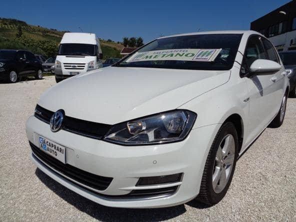 Castelplanio - VOLKSWAGEN GOLF 1.4 TGI HIGHLINE 110 CV | Caprari Auto | Castelplanio, Via degli Artigiani 10 | Tel. 0731812231