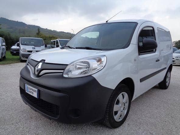 Castelplanio - Renault Kangoo 1.5 dCi 75CV F.AP. Express Energy - NAVY | Caprari Auto | Castelplanio, Via degli Artigiani 10 | Tel. 0731812231