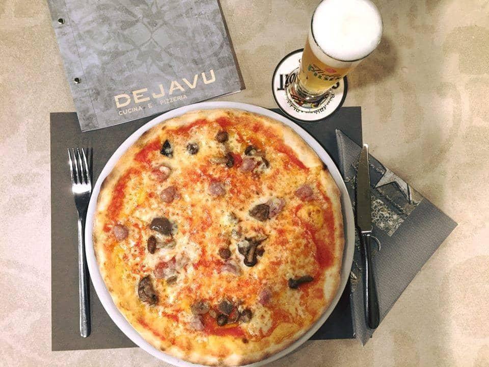 Jesi - Giro Pizza a 14 euro | Dejavu Cucina e Pizzeria | Jesi, Via XXIX Maggio 36 | Tel. 0731208832 | Offerta valida fino al 30/12/19