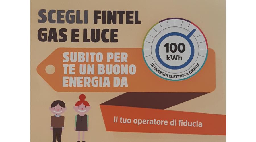 Jesi - Buono Energia Elettrica per Privati | Fintel Gas e Luce | Jesi, Via Mura Occidentali 11N | Tel. 0731693660