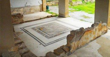 Una piccola Pompei al centro di Palermo: resti preziosi nascosti in una villa cittadina