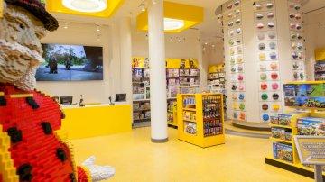 Lego store diventa più grande: il