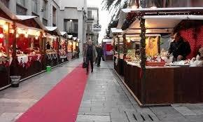 Un mercato di Natale in perfetto stile europeo in centro a Palermo: l'artigianato locale in via Cavour