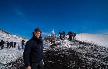 Meraviglie, Alberto Angela sull'Etna
