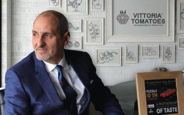 L'azienda iblea Vittoria Tomatoes premiata a Genova