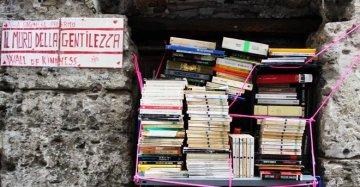 A Palermo un luogo per potersi concedere un sogno: si chiama Muro della gentilezza