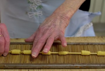 Lolli Nte Usa: un formato siciliano di pasta davvero speciale
