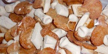 Ossa di Morto biscotti siciliani
