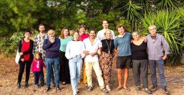 A Partinico nascerà un'agroforesta: a lavoro cooperative siciliane e un team svizzero