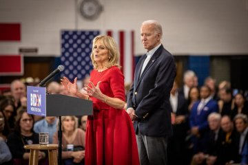 Elezioni USA, la moglie di Joe Biden ha origini siciliane