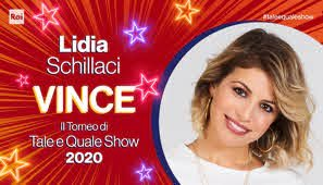 La siciliana Lidia Schillaci vince Tale e Quale Show 2020