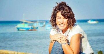 Mariasole Bianco, l'inviata che gira il mondo fa tappa in Sicilia: la sua idea per le Eolie
