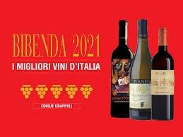 """Migliori Vini Siciliani: i """"Cinque Grappoli"""" della Guida Bibenda 2021"""