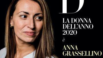 """La marsalese Anna Grassellino è la """"Donna dell'Anno"""" di D"""