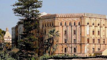 Palazzo dei Normanni di Palermo, la più antica residenza reale d'Europa