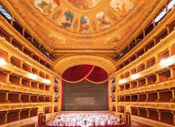 Ecco perché l'acustica del Teatro Massimo è una delle migliori al mondo