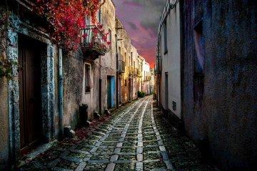 Erice, il borgo più romantico della Sicilia