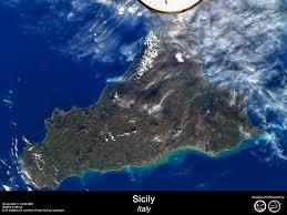 La Sicilia dallo Spazio: le foto degli astronauti sono uno spettacolo