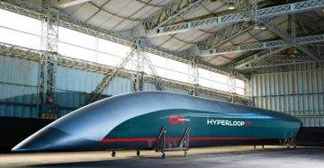 Sparati da Palermo a Catania in 10 minuti: il treno Hyperloop a lievitazione magnetica